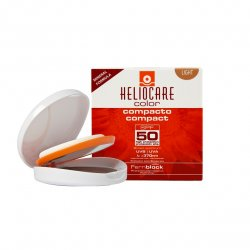 Heliocare Αντιηλιακό Make up SPF50 Light (compact)