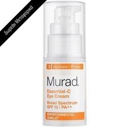 Murad Essential-C Eye Cream Broad Spectrum SPF15/PA++