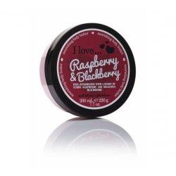 I love...Body Butter Raspberry and Blackberry 200ml