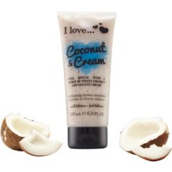 I love...Exfoliating Shower Smoothie Coconut & Cream 200ml