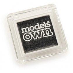 Models Own Cream Eyeshadow / Phantom Black