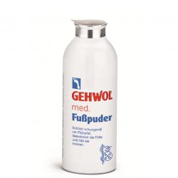 GEHWOL Med Foot Powder Αντιμυκητιασική Πούδρα Ποδιών 100gr