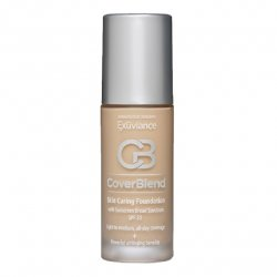 Exuviance CoverBlend Skin Caring Foundation SPF20 Toasted Almond 30ml