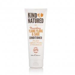 Kind Natured Μαλακτική Κρέμα Μαλλιών με Ylang Ylang & Φασκόμηλο για ξηρά μαλλιά 250ml