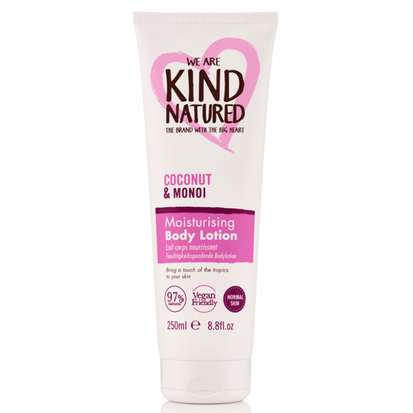 Kind Natured Body Lotion Coconut & Monoi 250ml