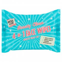 Dirty Works Multi Tasking 4 in 1 Wipes (25 μαντηλάκια)