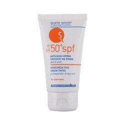 QS Professional Sunscreen Face cream Spf 50 Tinted (75ml)
