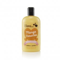I love...Bubble Bath & Shower Crème Mango Chessecake 500ml