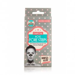 Dirty Works Charcoal Nose Pore Strips 6 τεμάχια