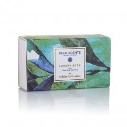 Blue Scents Σαπούνι White Infusion 150 gr