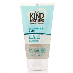 Kind Natured Sea Minerals & Mint Foot Scrub 150ml