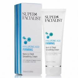 Super Facialist Hyaluronic Acid Firming Neck & Chest Smoothing Cream 75 ml