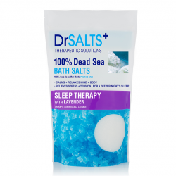 Dr Salts 100% Dead Sea Sleep Therapy with Lavender 1 kg