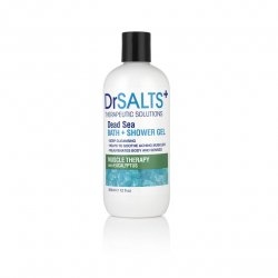Dr Salts Dead Sea Bath & Shower Muscle Therapy with Eucalyptus 350 ml