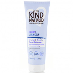 Kind Natured Μαλακτική Κρέμα Μαλλιών Smooth Curls Bamboo & Sea Kelp 250ml