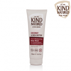 Kind Natured 3-IN-1 Moisturising Body Wash Men's Collection 250 ml