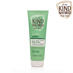 Kind Natured Mens 3 in1Tea Tree & Amber Spot Control 250 ml