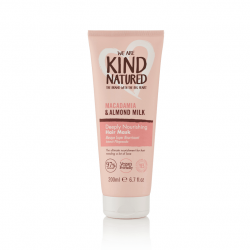 Kind Natured Deeply Nourishing Macadamia & Almond Milk Hair Mask 200 ml
