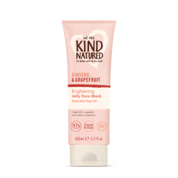 Kind Natured Brightening Ginseng and Grapefruit Jelly Face Mask 100ml