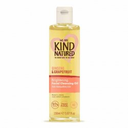 Kind Natured Brightening Ginseng and Grapefruit Facial Cleansing Oil 150ml