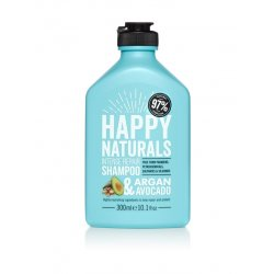 Happy Naturals Intense Repair Shampoo Argan & Avocado 300ml