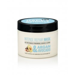 Happy Naturals Intense Repair Mask Argan & Avocado 100ml