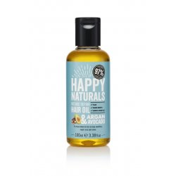 Happy Naturals Argan & Avocado Intense Repair Hair Oil 100ml