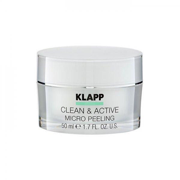 Klapp Clean & Active Micro Peeling 50ml