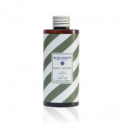Blue Scents Body Lotion Olive Oil & Green Pepper 300ml