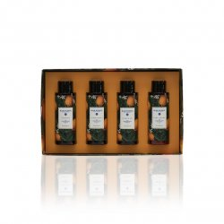 Blue Scents Gift Set Bergamot–4 PCS