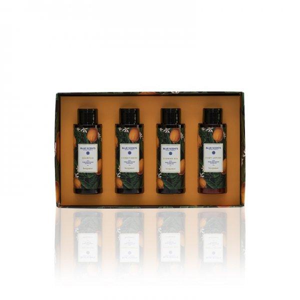 Blue Scents Gift Set Bergamot–4 PCS
