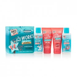 Dirty Works The Full Works (Mini Gift Set) Σετ 4 Mini Συσκευασιών Περιποίησης Σώματος, 2Χ100ml, 2X50ml