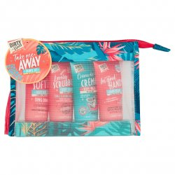 Dirty Works Take Me Away Travel Set 200ml