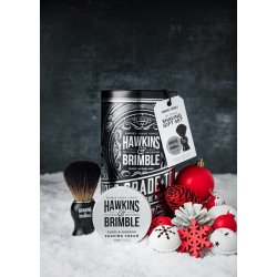 Hawkins & Brimble Shaving Gift Set Silver 2τμχ