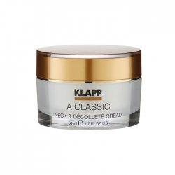 Klapp A Classic Neck & Decolleté Cream 50ml