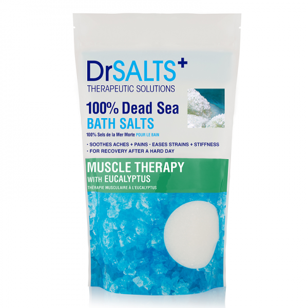 Dr Salts Muscle Therapy with Eucalyptus 1kg