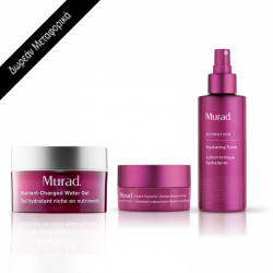 Murad Hydration set (Nutrient Charged Water Gel - Hydrating Toner-Hydro-Dynamic™ Ultimate Moisture for eyes)
