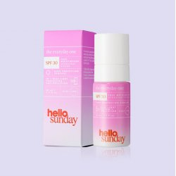 Hello Sunday The everyday one - face moisturiser Spf 30, 50ml