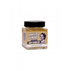 Apiarium Vanilla & Almond Peeling Σώματος 410gr