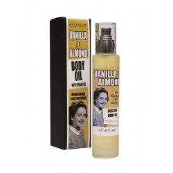 Apiarium Body Oil Vanilla & Almond 100ml