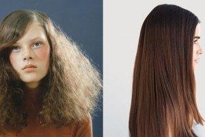 6 τρόποι για να μη φριζάρουν τα μαλλιά από την υγρασία